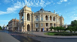 Odessa Opera and Ballet Theater - Odessa Theatre of Opera and Ballet