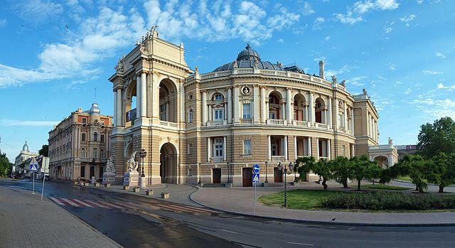 Opernhaus Odessa