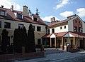 Opole, dom -obecnie muzeum jeńców wojennych,ul Minorytów. sienio.JPG