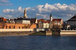 Opole Place in Opole Voivodeship, Poland