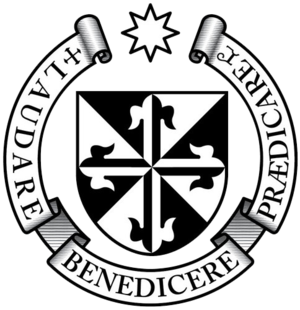 Santa Cruz del Quiché - Order of Preachers coat of arms