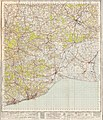 Ordnance Survey One-Inch Sheet 184 Hastings, Published 1940.jpg