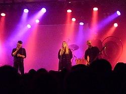 Ordo Rosarius Equilibrio auf dem Amphi Festival in Köln, 2011