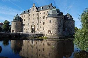Örebro - Örebro Castle
