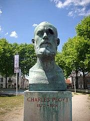 monument à Charles Péguy