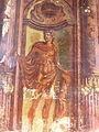 Ortenburg Schloss - Rittersaal 3 Wandmalerei.jpg