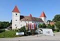 Orth an der Donau - Nationalpark Donau-Auen, Besucherzentrum.JPG