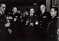 Oscar Mazzei y otros miembros del alto mando militar.jpg
