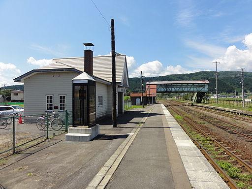 Oshima-ono Station 20110827-5