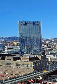 Oslo Plaza og Postgirobygget2 (cropped).jpg