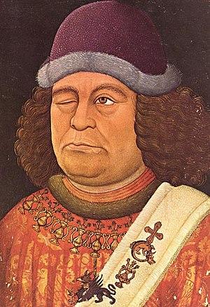 Oswald von Wolkenstein (ca. 1376-1445)