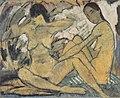 Otto Mueller - Hockende Mädchen - ca1914.jpeg