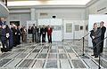 Otwarcie wystawy Monte Cassino w rysunkach Zygmunta Turkiewicza Senat RP 01.JPG