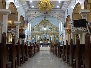 Barasoain Church - Inside the church