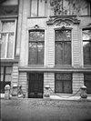 overzicht van de ingangspartij - amsterdam - 20017373 - rce