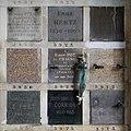 Père-Lachaise - Division 87 - Columbarium - Harry Fragson 01.jpg
