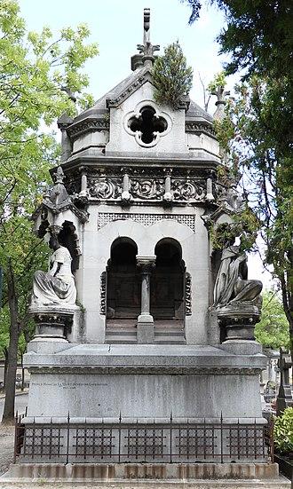 Tomás Terry - Père-Lachaise Cemetery.