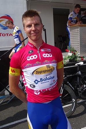 Péronnes-lez-Antoing (Antoing) - Tour de Wallonie, étape 2, 27 juillet 2014, départ (C057).JPG