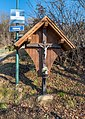 Pörtschach Winklern Mühlweg Theresienweg Tschoppitschkreuz 05012020 7840.jpg