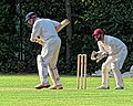 Pacific CC v Chigwell CC at Crouch End, London, England 9.jpg