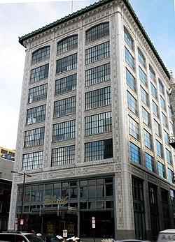 Packard1 Jpg February 2010 Packard Motor Corporation Building Is Located In Philadelphia