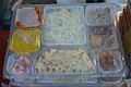 Packed Lunch - Bengali Wikipedia 10th Anniversary Celebration - Jadavpur University - Kolkata 2015-01-10 3306.JPG
