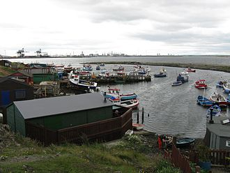 South Gare - Paddy's Hole