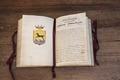 Pagine aperte Libro del Giuramento all'Immacolata 1.tif