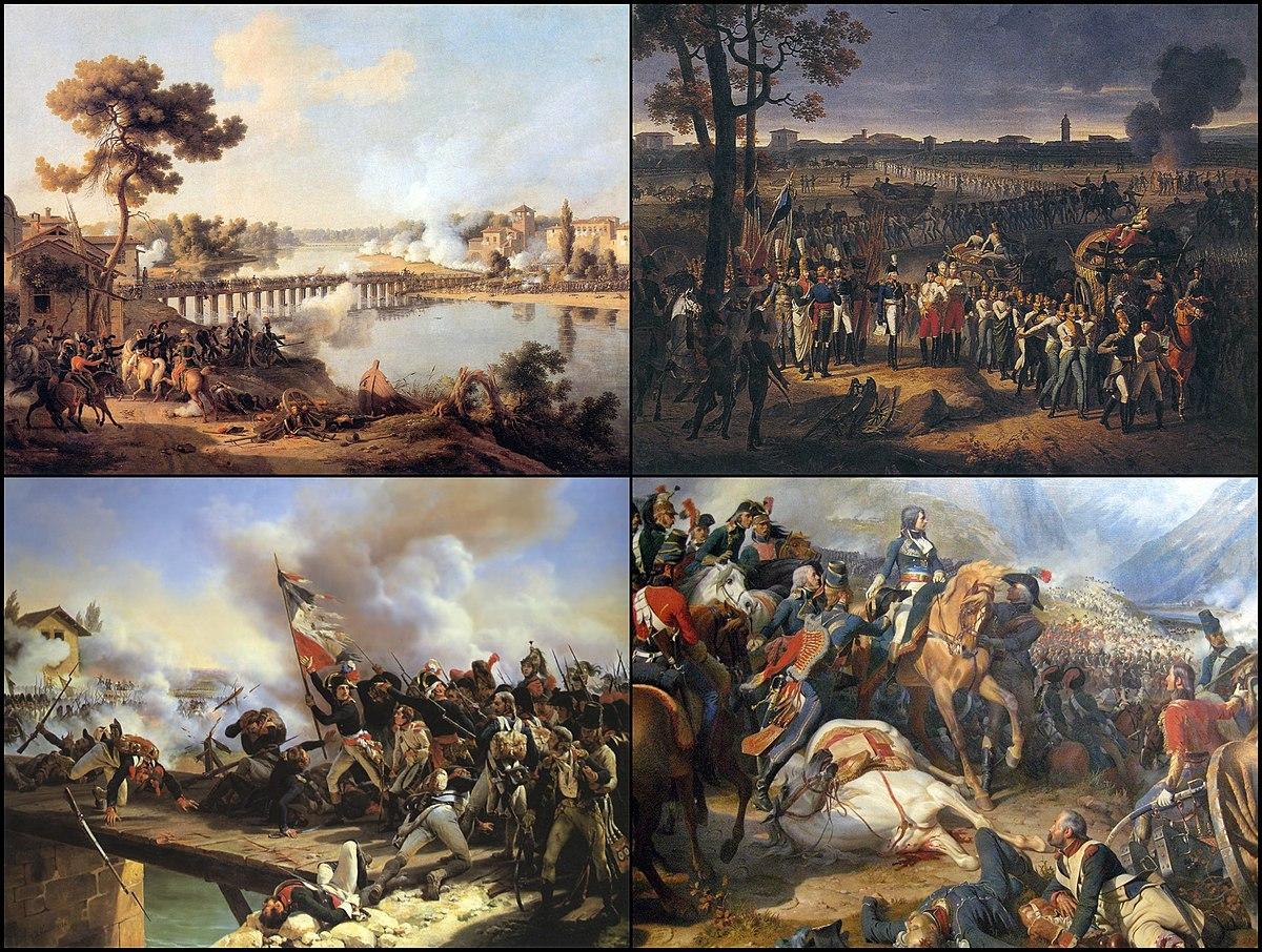 Campagna d 39 italia 1796 1797 wikipedia for Cortile della campagna francese