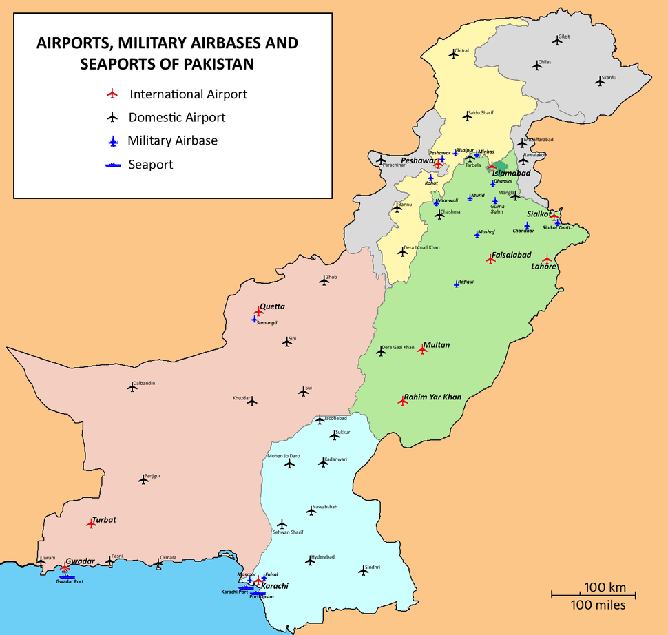 Pakistan Airports %26 Seaports.png