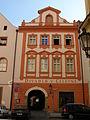 Palác Menhartovský, Hartmannovský (Staré Město), Praha 1, Celetná 17, Staré Město.JPG