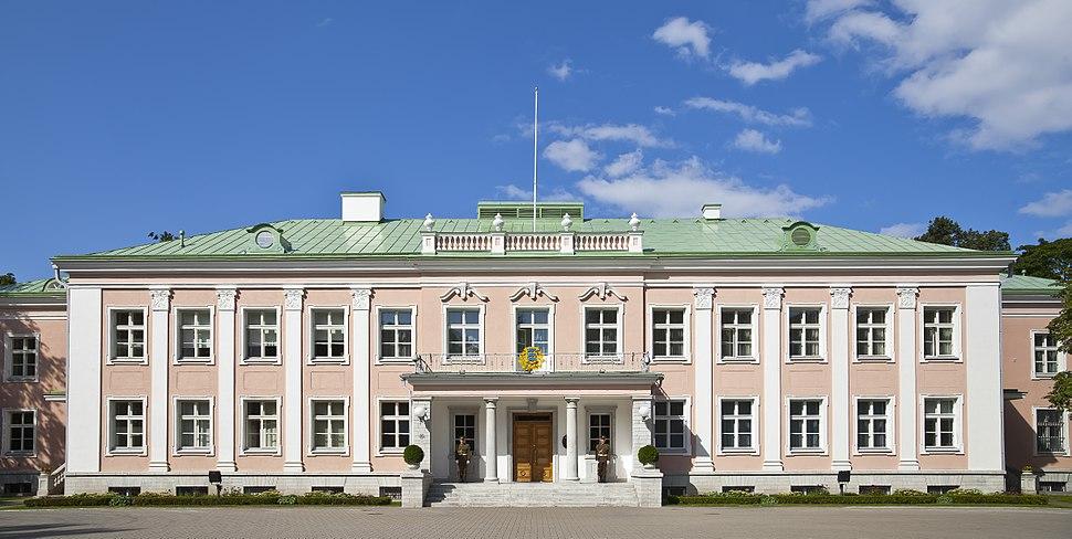 Palacio presidencial Kadriorg, Tallinn, Estonia, 2012-08-12, DD 04