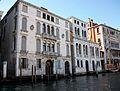 Palau Bernardo Nani i Ca' Bernardo, Gran Canal de Venècia.JPG