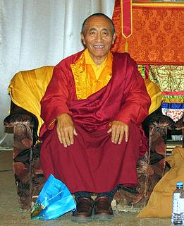 Buddhist monk and scholar