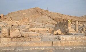 Al-Lat - Roman temple of Allāt, Palmyra, Syria