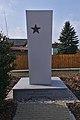 Památník osvobození obce Rudou armádou, Střeň, okres Olomouc.jpg