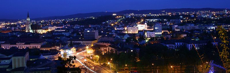 Cluj-Napoca – Travel guide at Wikivoyage