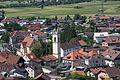 Panorama Zams, Kath. Pfarrkirche hl. Andreas mit freistehendem Turm-249.jpg