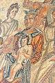 Paphos Haus des Aion - Geburt Dionysos 2 Hermes und Dionysos.jpg