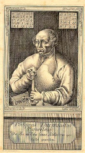 Homunculus - Paracelsus is credited with the first mention of the homunculus in De homunculis (c. 1529–1532), and De natura rerum (1537).