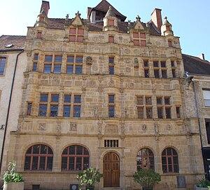 Paray-le-Monial - Hôtel de Ville (town hall)