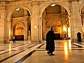 Paris, France. PALAIS DE LA JUSTICE (Salle des pas perdus) (PA00085991).jpg