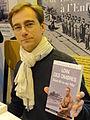 Paris, Salon du Livre 2015 (29) François Paris.JPG