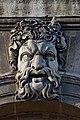 Paris - Les Invalides - Façade nord - Mascaron - PA00088714 - 057.jpg