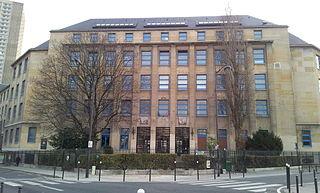 Lycée Claude-Monet ÉTablissement public local denseignement (eple) school in France