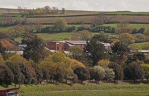 The Park Community School, Barnstaple - Image: Park Community School, Newport, Barnstaple (geograph 2936019)