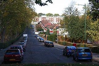 Dollis Hill Human settlement in England