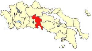 Parnassida - Image: Parnassida province