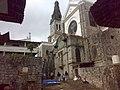 Parte trasera de la Catedral de Cuetzalan.jpg