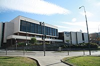 Pasáž Theatre in Třebíč, Třebíč District.JPG